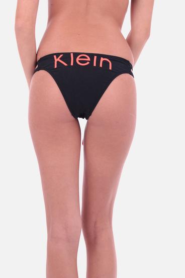 Calvin Klein Cheeky Bikini Plavky Black Spodní Díl