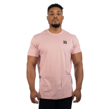 Better Bodies T-shirt Essential Tee Light Pink