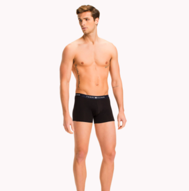 Tommy Hilfiger Classic Boxerky Black