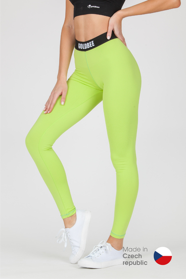 GoldBee Leggings BeOne Acid Lime