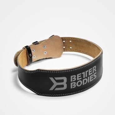 Better Bodies Weight Lifting Belt Black
