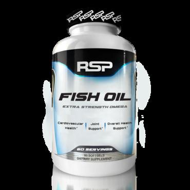 RSP Fish Oil - 60 SoftGels