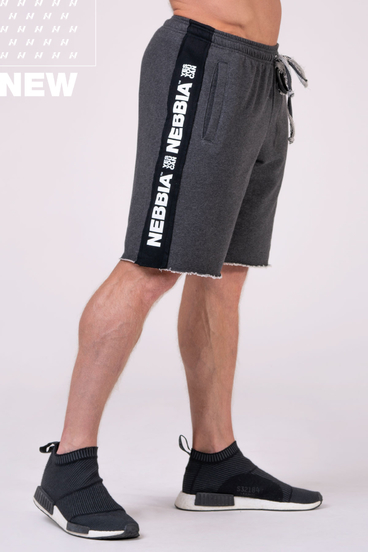 Nebbia Shorts 177 Essential - Dark Grey