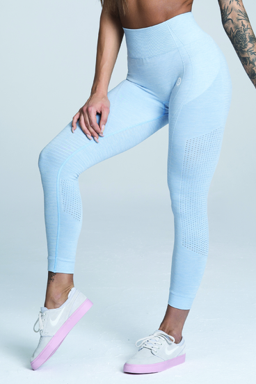 Gym Glamour Leggings Seamless Dream Blue