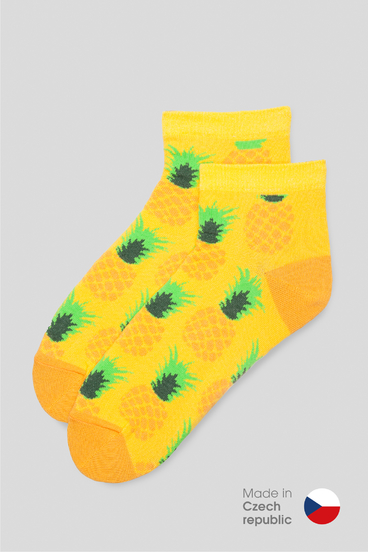 GoldBee BeSox Pineapple