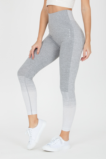 Naine 3.0. Seamless Leggings - White lighting