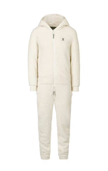 OnePiece Teddy Love Fleece Off White