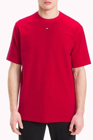 Tommy Hilfiger T-Shirt Flag Men Red