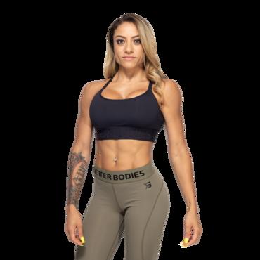 Better Bodies Gym Sports Bra Black