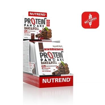 Nutrend Proteinové Palačinky Čokoládové 1 Porce