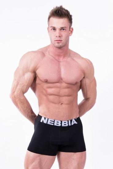 Nebbia Boxerky 101 Černé