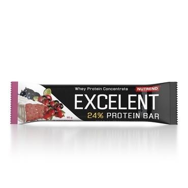 Nutrend Excelent Protein Bar Černý Rybíz S Brusinkami 40g