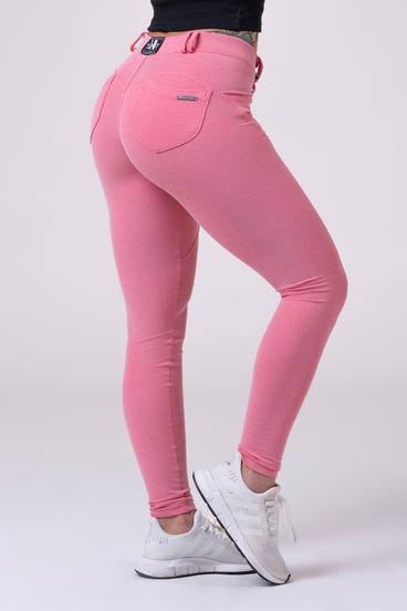 Nebbia Leggings 537 Bubble Butt Squat Dreamy Edition Pink