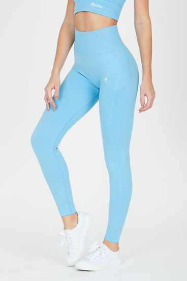 GoldBee Leggings BeSeamless Ethereal Blue