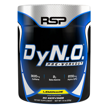 RSP Pre-Workout Dyn.O - Lemonade