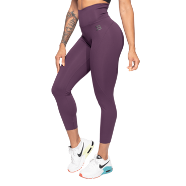 Better Bodies Leggings High Waist Royal Purple