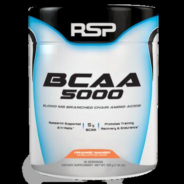 RSP Nutrion BCAA 5000 - Orange Mango