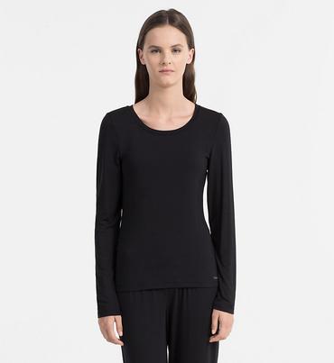 Calvin Klein Triko Sculpted Black
