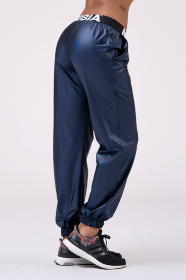 Nebbia Sweatpants 529 Sports Drop Crotch - Blue