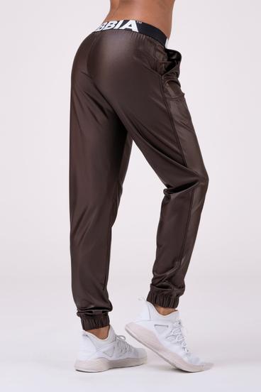 Nebbia Sweatpants 529 Sports Drop Crotch - Brown