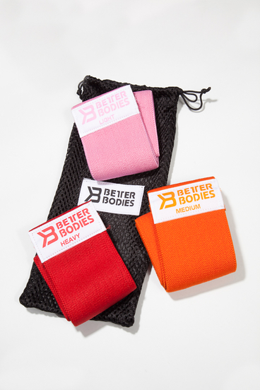 Better Bodies Glute Force 3Pack - Red Shadow