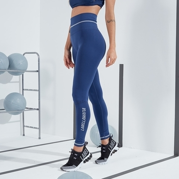 Labella Leggings Seamless Blue
