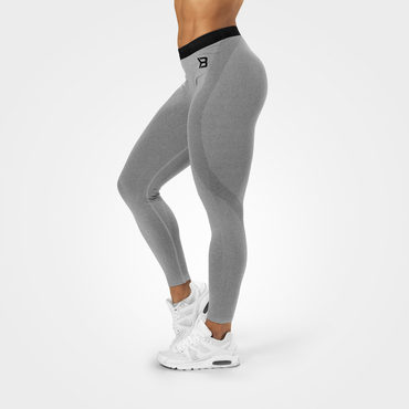 Better Bodies Leggings Astoria Curve Grey Melange
