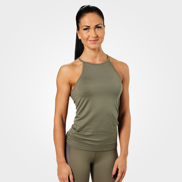 Better Bodies Top Performance Wash Green