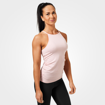 Better Bodies Top Performance Pink Melange