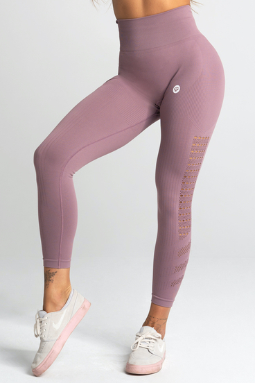 Gym Glamour Leggings Seamless Wild Rose