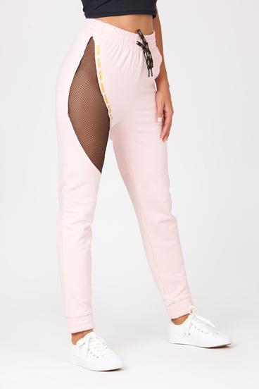 GoldBee Sweatpants Chicago Pink Cream
