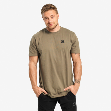 Better Bodies Stanton Oversize Tee Washed Green