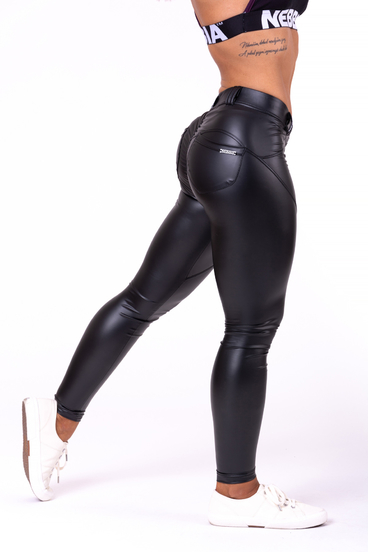 Nebbia Legíny 669 Bubble Butt Cat Woman