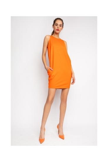 Sugarbird Šaty Siga Oranžové