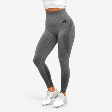 Better Bodies Leggings Rockaway Graphite Melange