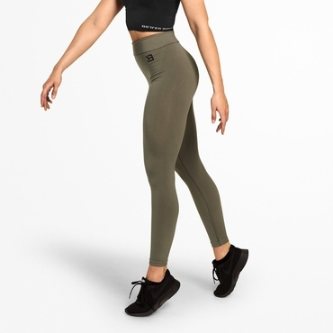Better Bodies Leggings Rockaway Wash Green
