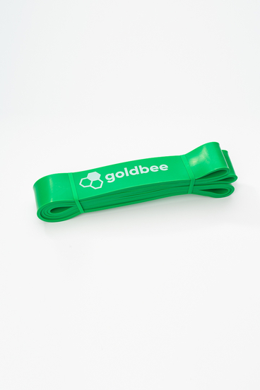 GoldBee Elastic Band - Green