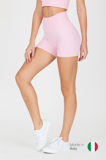 GoldBee BeSeamless Mini Shorts Candy Pink