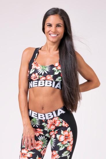 Nebbia Bra 551 Aloha Babe - Black