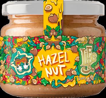 LifeLike Hazelzut Butter - 300g