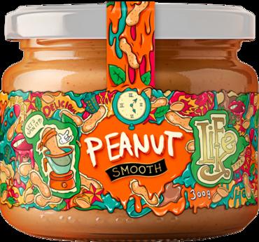 Lifelike Peanut Butter Smooth - 300g