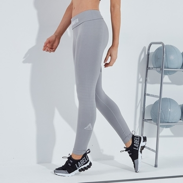 Labella Leggings Seamless Light Grey