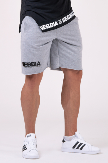 Nebbia Short 179 Legday Hero - Light Grey