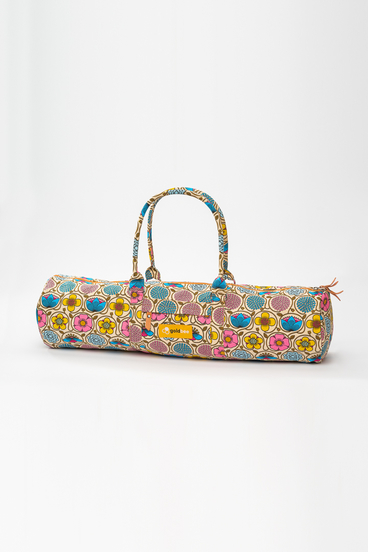Goldbee Yoga Bag - Flower