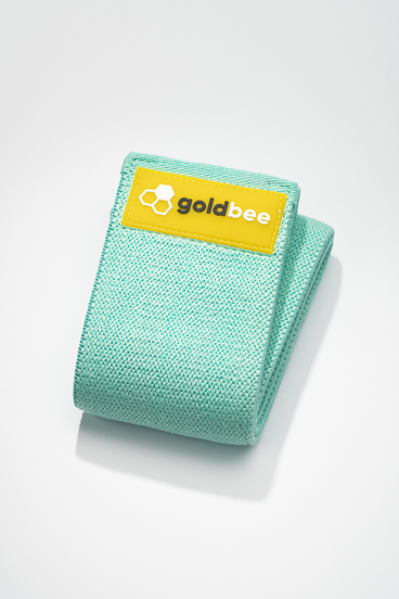 GoldBee Textile Band - Turquoise