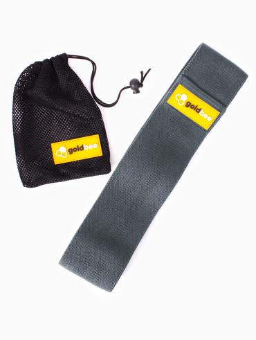 GoldBee Textile Band - Dark Grey