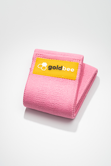 GoldBee Textile Band - Pink