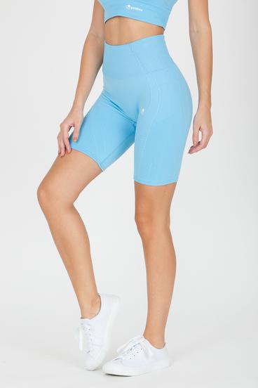 GoldBee Shorts BeSeamless Etheral Blue