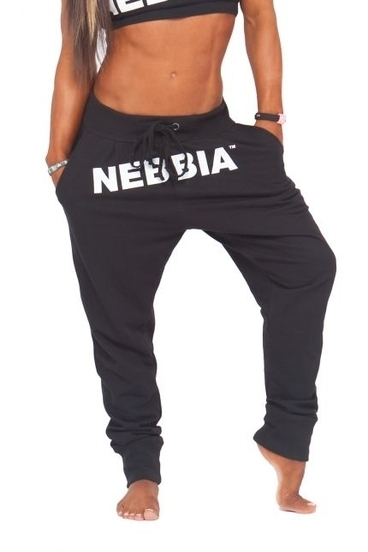 Nebbia Sweatpants Black 274