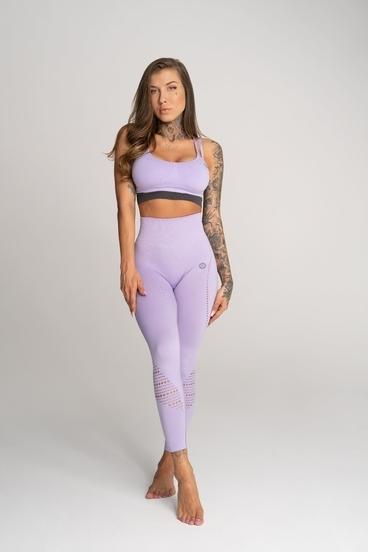 Gym Glamour Bra Deynn Gym Lavender